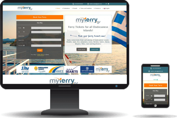 Myferry tickets